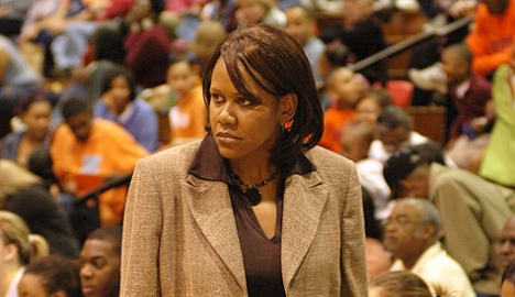 Janice Joseph Richard, courtesy of Louisiana College's Web site