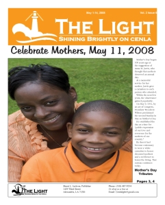 Cover of The Light, May 1-14