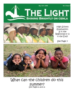 Cover of the May 15-31 issue of The Light