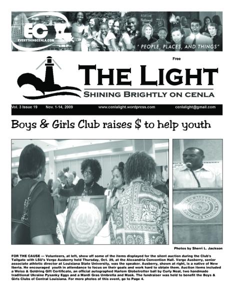 Nov. 1, 2009 cover