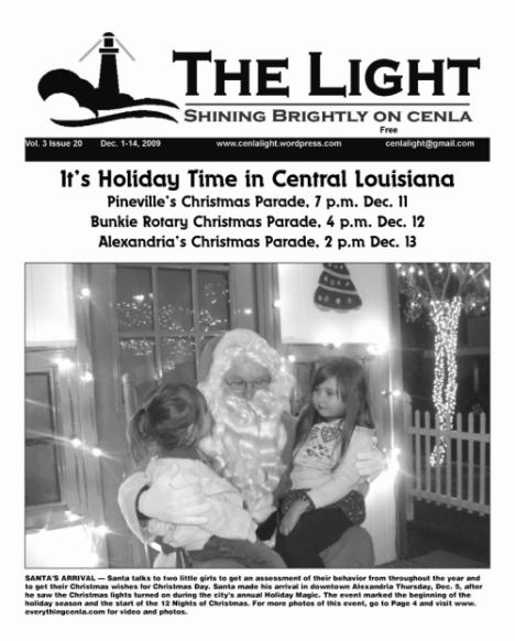The Light, Dec. 1-14, 2009